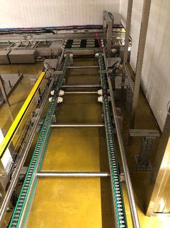 CONVOYEURS - Equipement industriel annexe