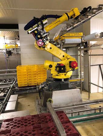 ROBOT - Equipement industriel annexe